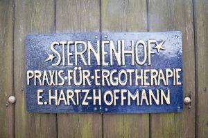 Schlabendorf Schild