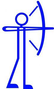 Logo Bogenschütze